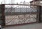 Ворота для въезда, фото 9