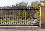Ворота для въезда, фото 10