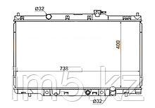 Радиатор HONDA CR-V RD5 01-06