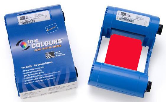 Монохромный красный картридж TrueColours 800015-902