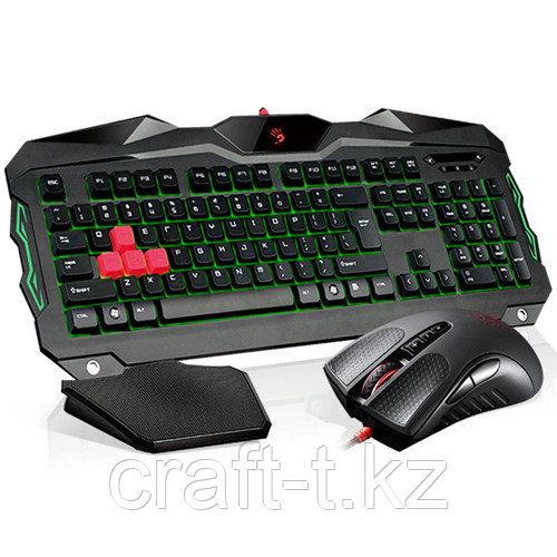 Игровая клавиатура Bloody  B2100 + мышь