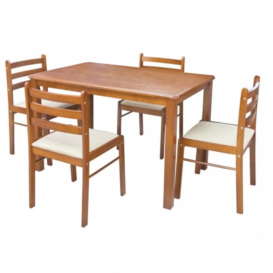 Комплект стол и стулья на кухню