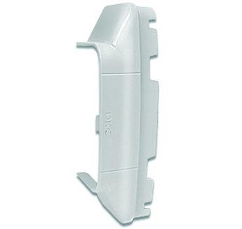 Переходник 140-90х50 мм, цвет серый металлик