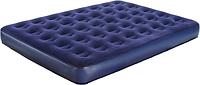 Надувной матрац HIGH PEAK Мод. KING (202х190x22см)(синий) R 89308