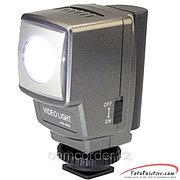 Накамерный прожектор LED-5002 + аккум.+зарядка