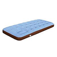 Надувной матрац HIGH PEAK Мод. SINGLE COMFORT PLUS (c внутр.насосом)(182х80x20см)(голубой) R89302