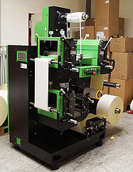 NI-350 ротационная высекальная машина