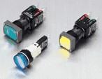 Кнопки, переключатели и сигнальные лампы 16,0мм (IP54). Серия Harmony XB6 (Schneider Electric - Telemecanique)