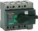 Выключатели-разъединители Interpact (Schneider Electric)