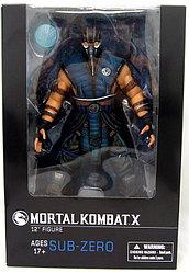Mortal Kombat X - Sub-Zero (28 см)