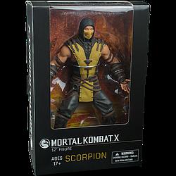 Mortal Kombat X - Скорпион (28 см)