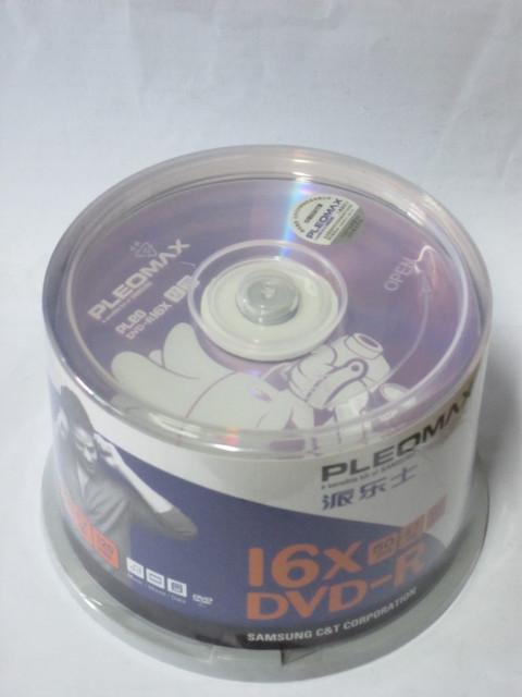 Диск DVD-R 4.7 оптом Pleomax, Алматы