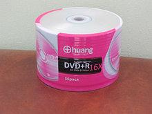 Диски DVD-R 4.7 оптом Ohuang 4.7 Gb, 16 х