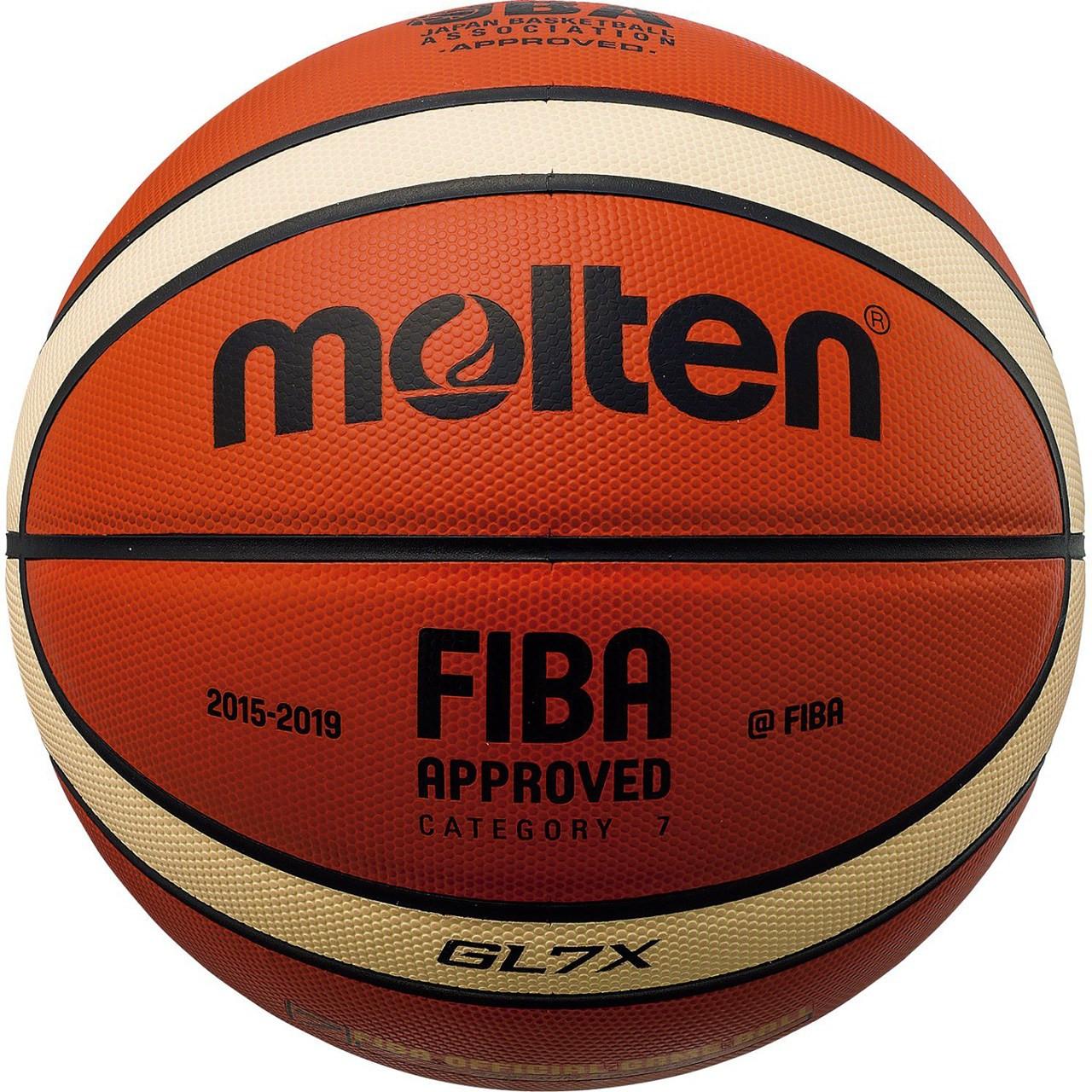 Баскетбольный мяч Molten GM7X