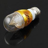 Светодиодная лампа 3W E27, фото 1