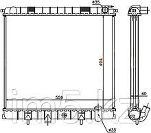 Радиатор LAND ROVER RANGE ROVER II 94-02