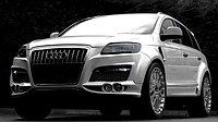 Обвес Kahn WIDE-TRACK на Audi Q7 (до 2009), фото 1