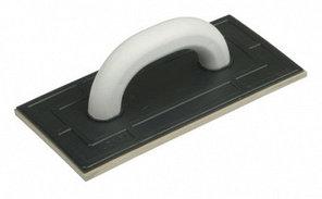 Доска терочная STAYER пластмассовая с резиновым покрытием 10мм, 140х280мм