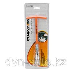 Ключ свечной 21мм PHANTOM PH1102