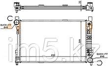 Радиатор MERCEDES SLK-CLASS W171 04-