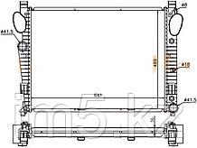 Радиатор  MERCEDES SL-CLASS W230 02-