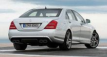 Mercedes S221
