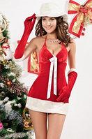 Мини-платье на новый год, фото 1