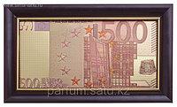 """Купюра """"500 евро"""", в рамке с каймой, фото 1"""
