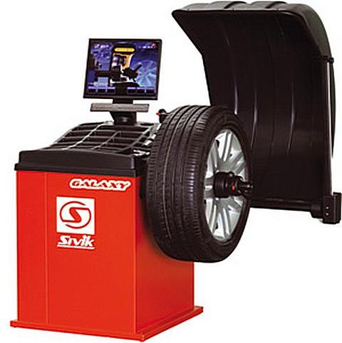 Балансировочный станок GALAXY СБМП 60/3D