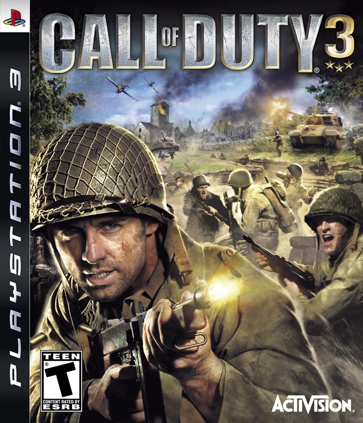 Call of Duty 3 для PlayStation 3