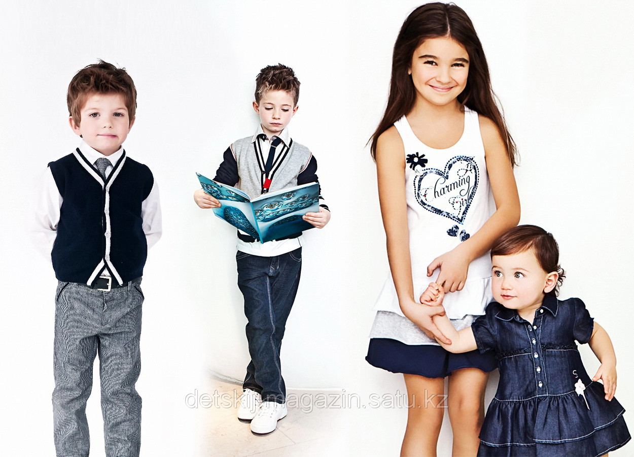 Детская одежда в алматы