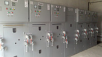КСО-2-10 с выкл.BB/TEL реле защиты Micom 111