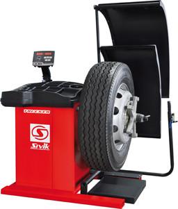 Балансировочный станок для грузовых автомобилей TRUCKER STANDART СБМП-200