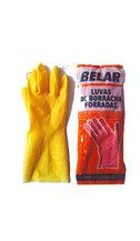Перчатки латексные Belar