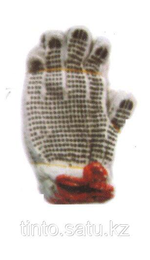 Перчатки с ПВХ