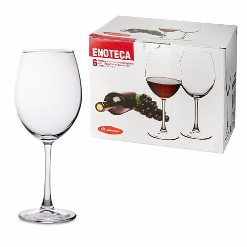 Набор бокалов Pasabahce Enoteca для вина 6 шт. (44738/6)