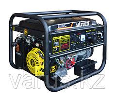 Электрогенератор бензиновый DY6500LXA c AVR со стартером