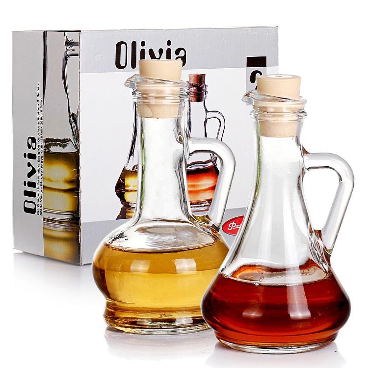Емкость для масла Pasabahce Olivia 0,25 л, 2 шт (80108/2)