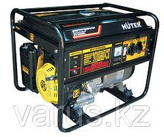 Электрогенератор бензиновый DY5000L портативный