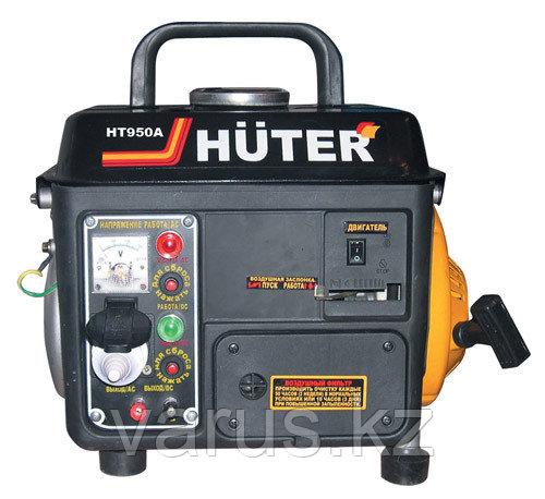 Электрогенератор бензиновый HT950A портативный