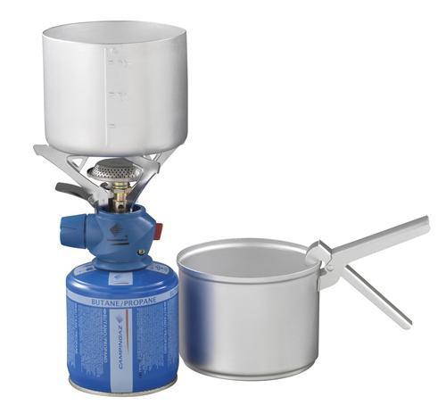 Газовая плитка  CAMPINGAZ TWISTER PLUS PZ KIT (2900W)(картридж: СV300/CV470) синяя R35275