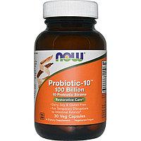 Пробиотик 100 млрд.в одной капсуле. 30 шт. Now Foods