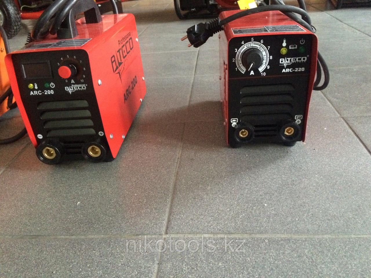 Сварочный аппарат инверторный Alteco ARC-220 HOME MASTER
