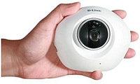 Скоро в продаже. Компактная внешняя антивандальная IP-камера DCS-6210 с поддержкой PoE и Full HD