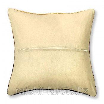 Нижняя сторона наволочки с застёжкой-молнией для подушки ORCHIDEA
