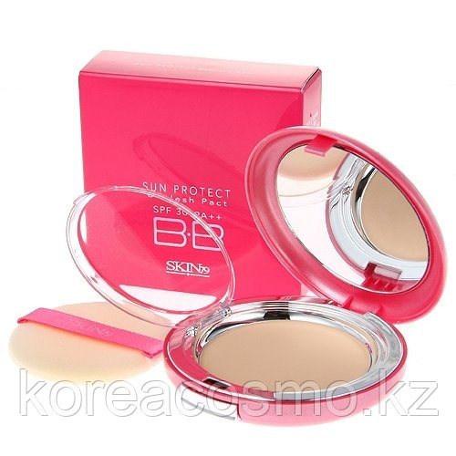 Skin79 Компактная солнцезащитная BB-пудра Sun Protect Beblesh Pact SPF30 PA++ (15 гр)