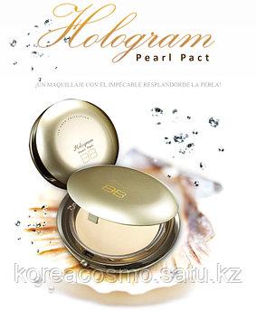Инновационная пудра VIP Gold Collection Hologram Pearl BB Pact 16г