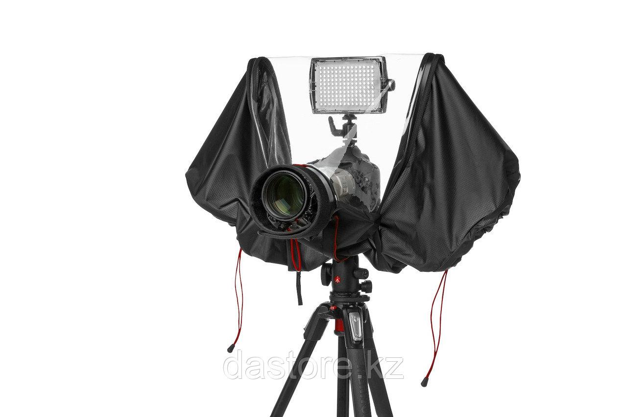 Manfrotto MB PL-E-705 дождевик для фотоаппарата с накамерным светом