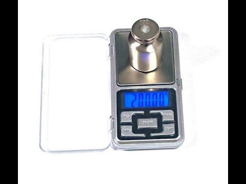 Карманные ювелирные высокоточные электронные весы MH-200 (0,01-200 граммов), Астана