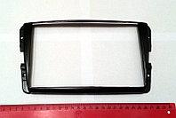 Рамка переходная Калина2 для магнитолы 2 DIN  Рамка переходная Калина2 для установки магнитолы 2 DIN (материал